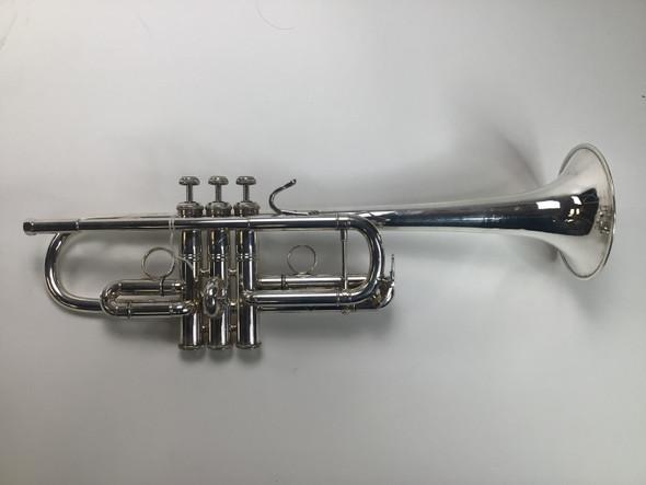 Used Bach Philadelphia C Trumpet (SN: 717487)
