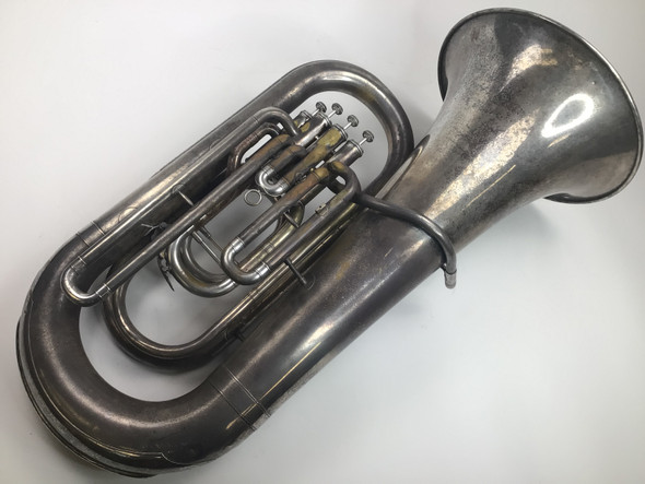 Used Yamaha YEB-321S Eb tuba (SN: 001124)