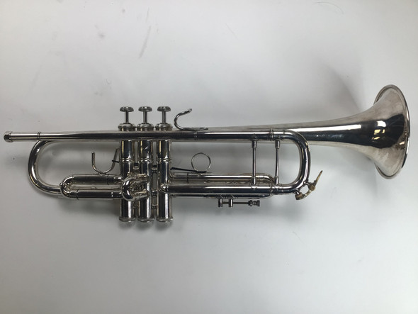 Used Bach 37 Bb Trumpet (SN: 240091)