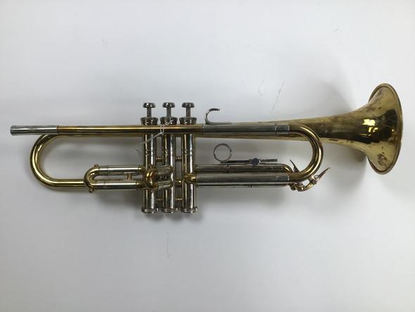 Used La Monte Superior Bb Trumpet (SN: 1138)