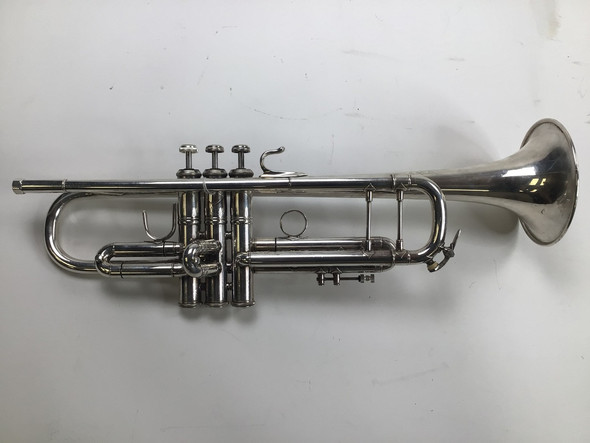 Used Bach 37 Bb Trumpet (SN: 139635)