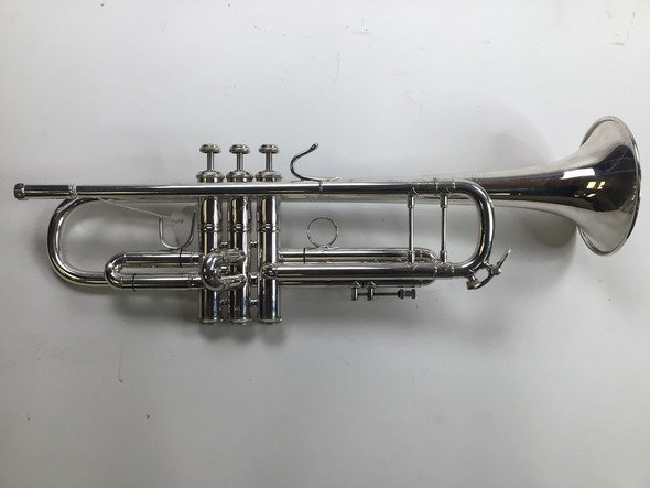 Used Bach 37 Bb Trumpet (SN: 439645)
