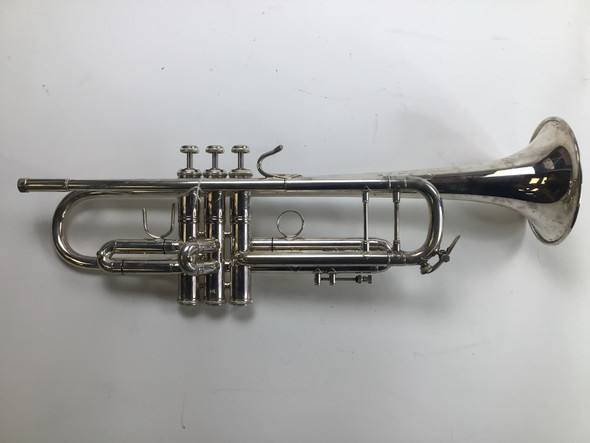 Used Bach 37 Bb Trumpet (SN: 415241)