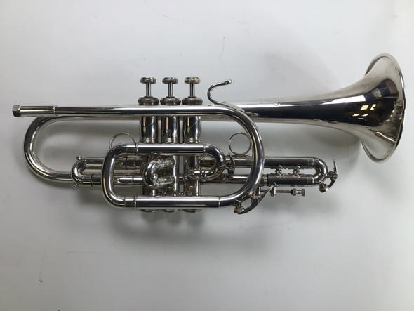 Used Bach 181 Bb Cornet (SN: 301689)