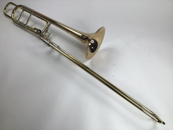 Demo Bach 42BOG Bb/F Tenor Trombone (SN: 216415)