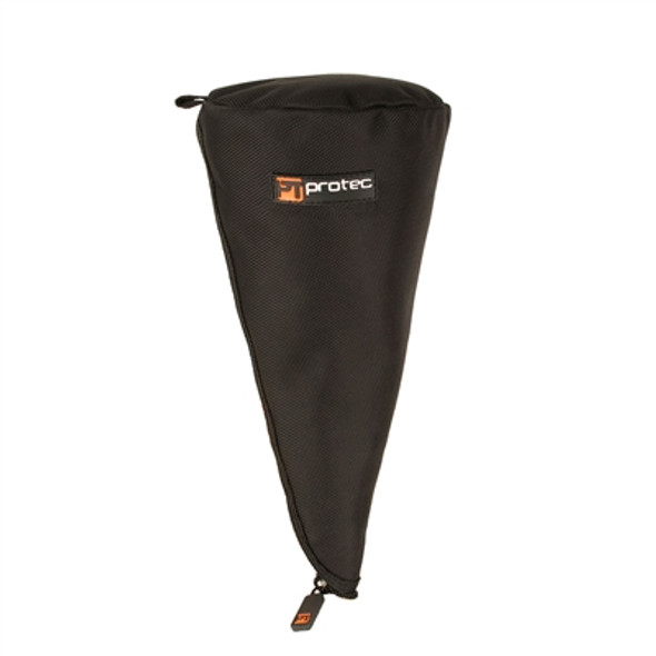 Protec French Horn Padded Mute Bag Black