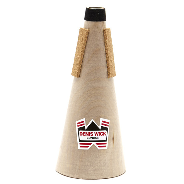 Denis Wick Special Order - Wooden Straight Mute for D Trumpet/sopr cornet