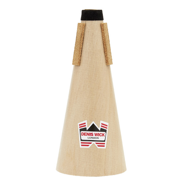 Denis Wick Wooden Straight Mute for Trumpet/Cornet