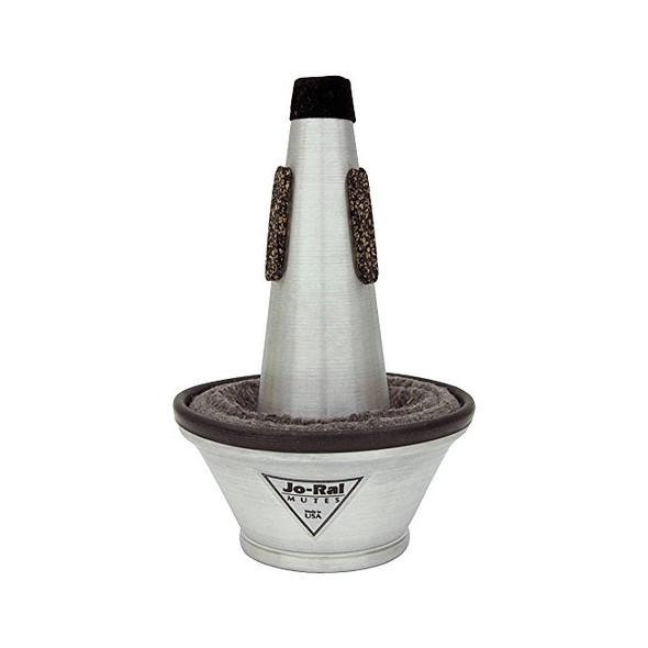 Jo-Ral Tritone Trumpet Cup Mute Aluminum