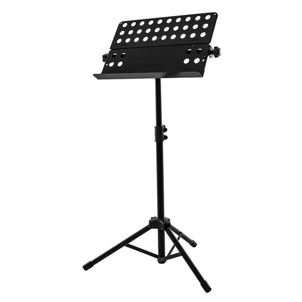 Nomad Perforated Folding Desk Music Stand