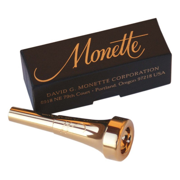 Monette Resonance Trumpet Mouthpiece
