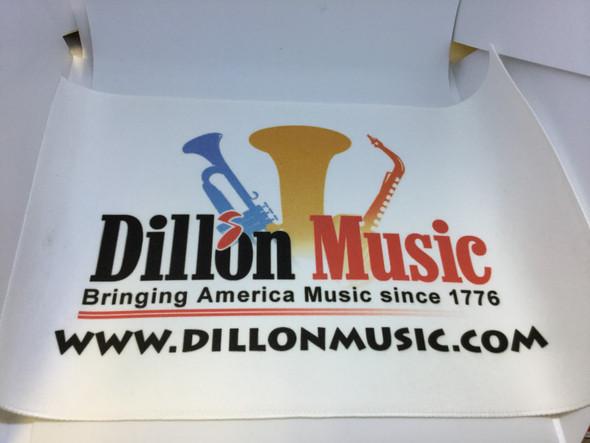 Dillon Music Micro Fiber Cloth Stitched