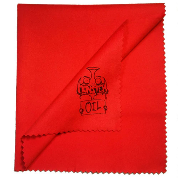 Monster Oil Polishing Cloth - Microfiber