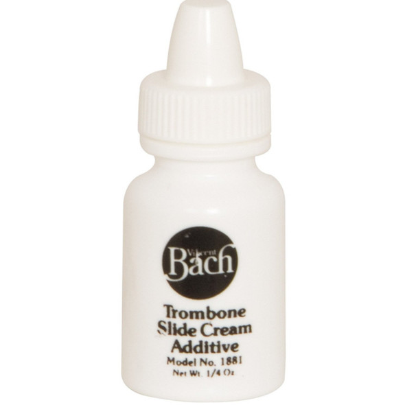 Bach Trombone Slide Cream Additive (Single Bottle)