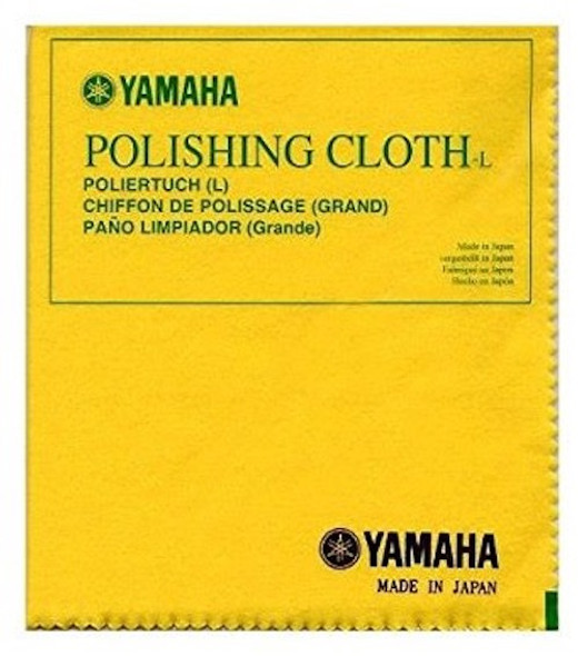 Yamaha Untreated Polish Cloth Large