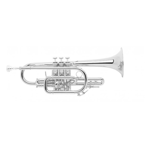 Bach Model 181ML Bb Cornet