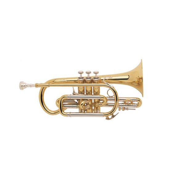 Bach Model 184ML Bb Cornet