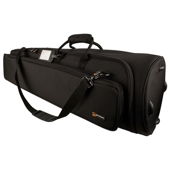 TENOR TROMBONE BAG - GOLD SERIES BLACK