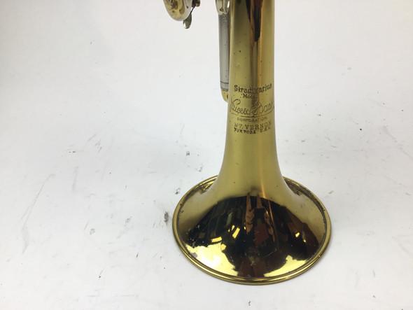 Used Bach Mt. Vernon Bb Cornet (SN: 21650)