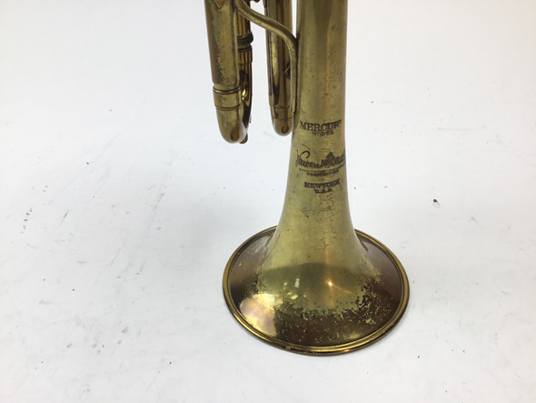 Used Bach NY Mercury Bb Cornet (SN: 10255)