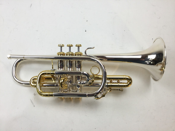 Used Bach 181 Bb Cornet (SN: 220331)