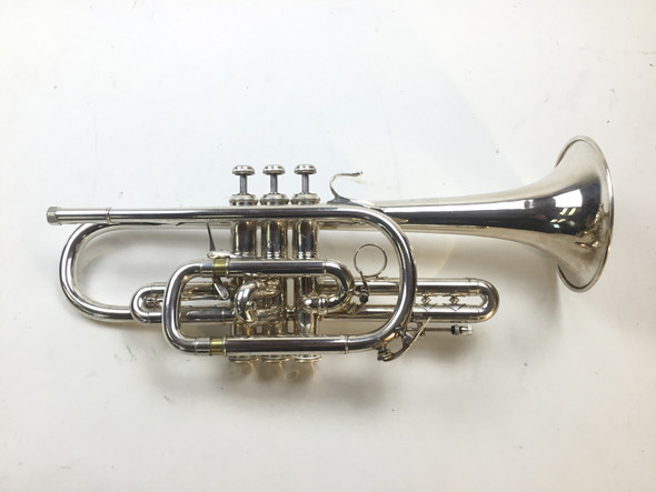Used Bach 181 Bb Cornet (SN: 112052)