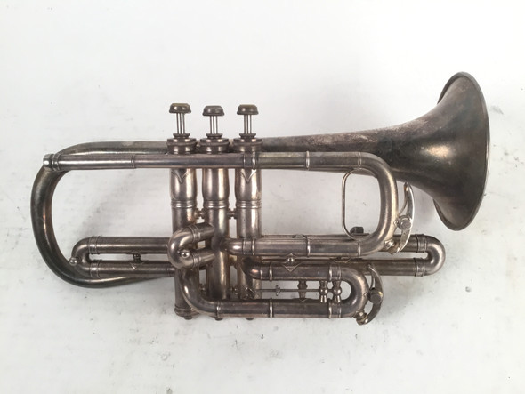 Used Conn Bb/A Cornet (SN: 77931)