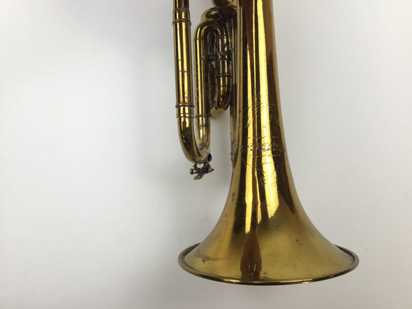 Used Frank Holton & Co Bb Cornet (SN: 56040)