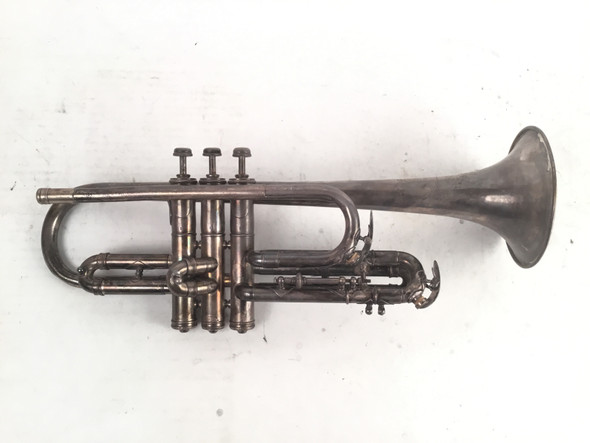 Used Holton Model 183 Bb Cornet (SN: 34127)