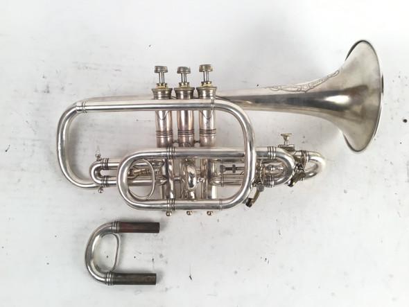 Used R. Wunderlich Bb/A Cornet [325]