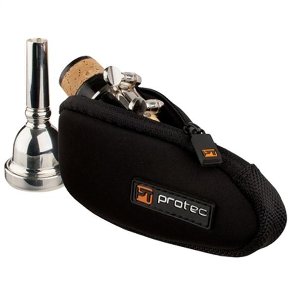 Protec Trombone/Alto Saxophone Neoprene Mouthpiece Pouch