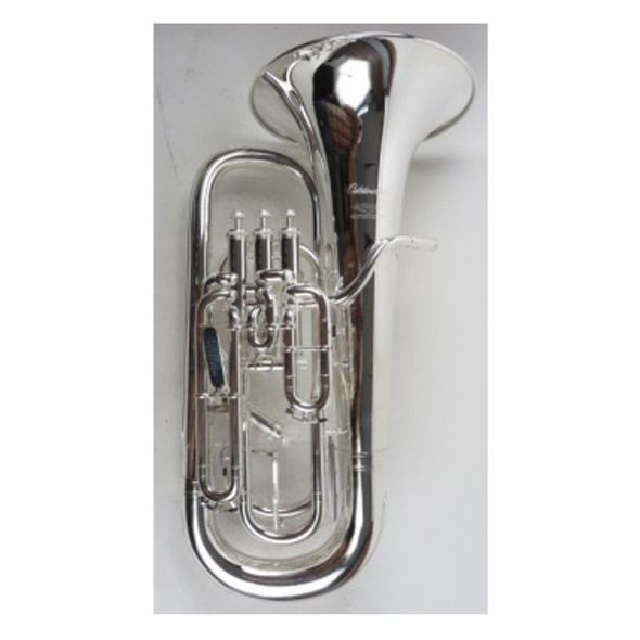 "Willson ""Celebration"" 2960ST Euphonium, Trigger and Case, SIlver Plate"