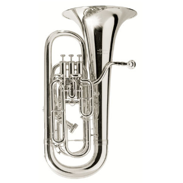 Willson 2950S Silver Plated Euphonium w/ Case