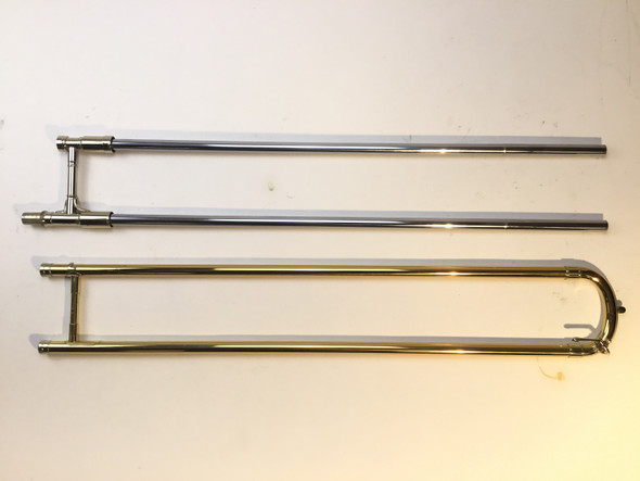 Used Conn Tenor Trombone Dual Bore Handslide (SN: 0054)