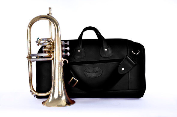 Glenn Cronkhite Single Flugel Horn Case Black