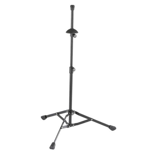K&M 149/9 Trombone stand - black
