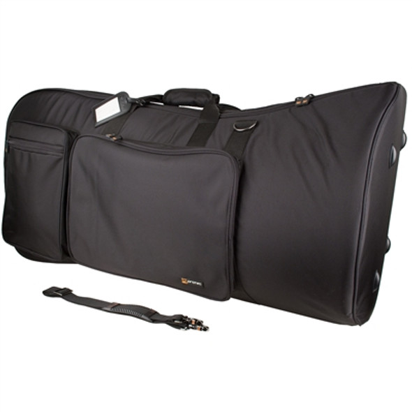 Protec 22″ Bell Tuba Gig Bag – Gold Series