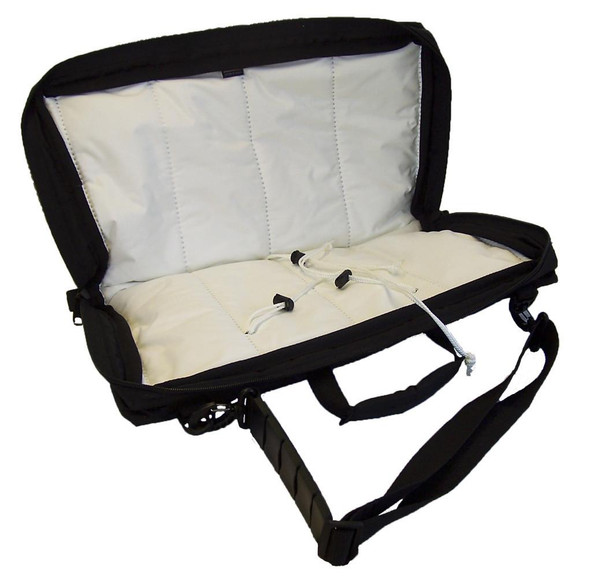 Altieri Flute/Piccolo Combo Casecover 71C--COMPACT, DELUXE BACKPACK