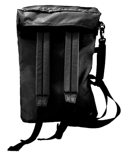 Altieri Flute/Piccolo Combo Casecover 71, DELUXE BACKPACK