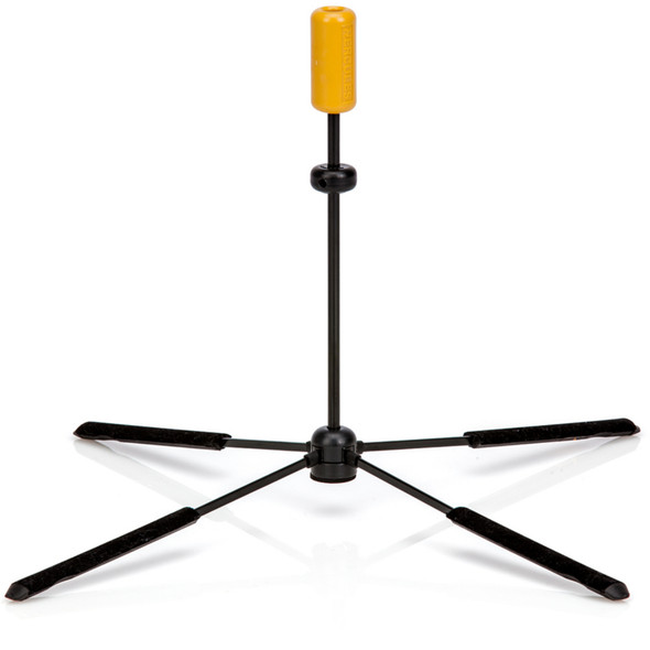 Hercules TravLite In-Bell Low B Flute stand