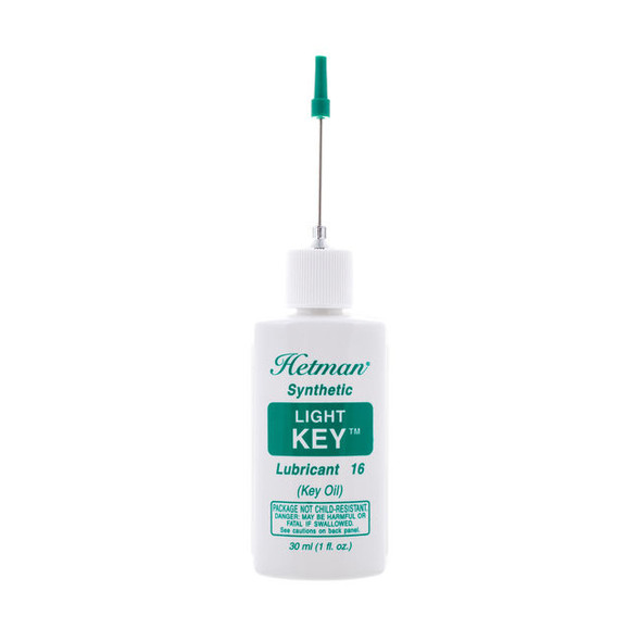 Hetman Key Lubricants