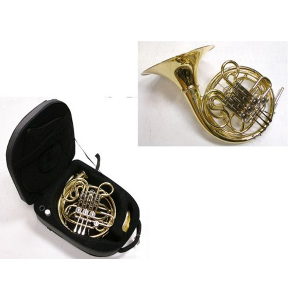 Dillon Double French Horn Cut Bell