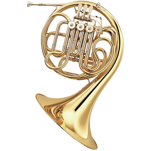 Yamaha Intermediate French Horn, YHR-567