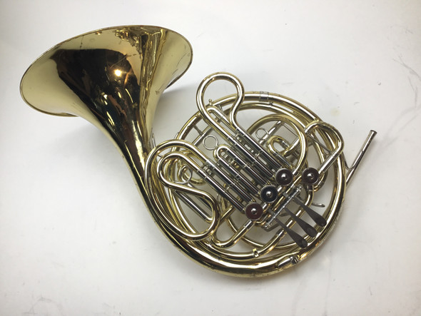 Used Holton H178 F/Bb Double French Horn (SN: 484633)
