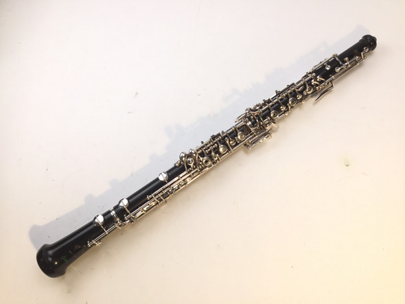 Used Buffet Green Line Oboe (SN: G11389)