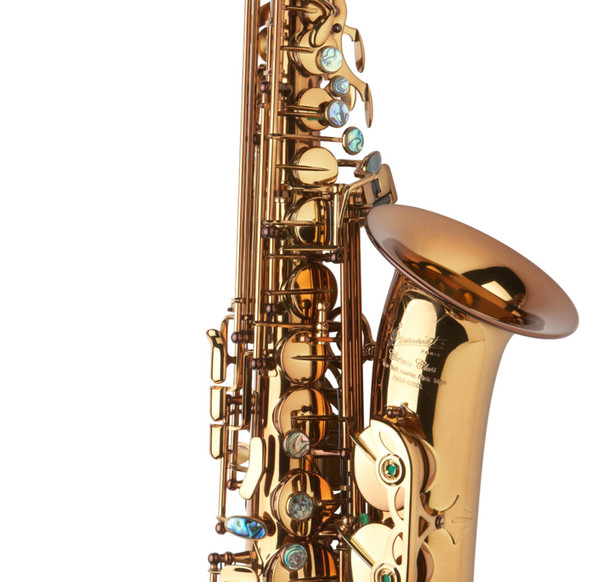 P. Mauriat PMXA-67RXCL Professional Alto Saxophone - Cognac Lacquer