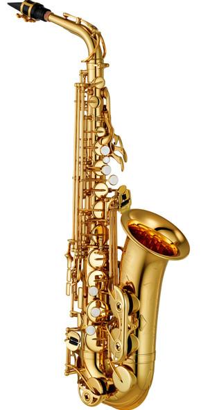 Yamaha Intermediate Alto Saxophone YAS-480