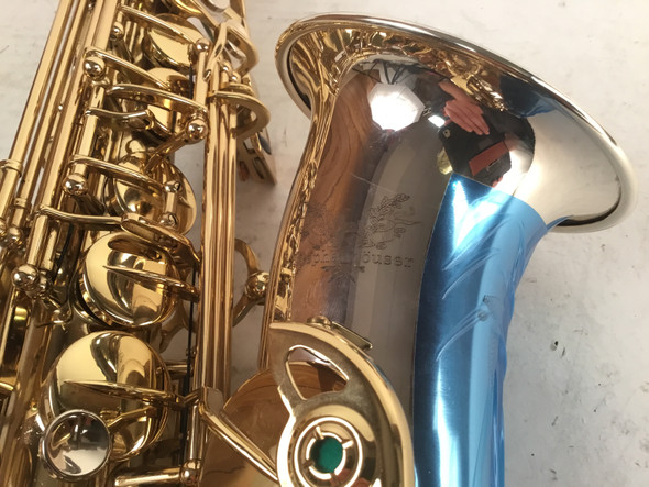 Used Stephanhouser Alto Saxophone (SN: S7010030)