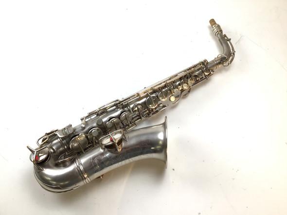 Used Conn Chu Berry Alto Sax (SN: 222520)