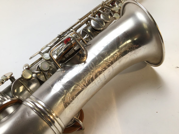Used Conn Chu Berry Alto Sax (SN: 222520)